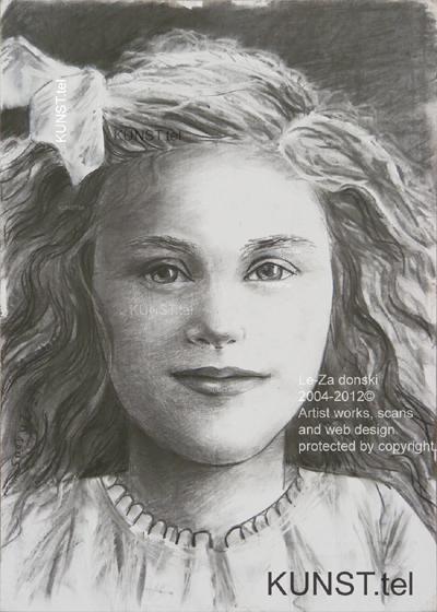 """""""Portrait of Latvian Girl"""""""